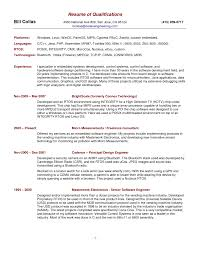 sample resume summary of skills experience resumes resume examples resume skills and abilities examples for job the