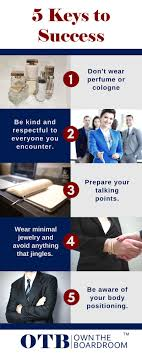 five keys to success interviews own the boardroom five keys to success