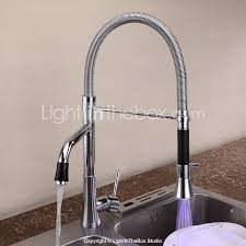 Changing A Kitchen Faucet Popular Kitchen Faucets Moensto Motionsense Brushed Nickel