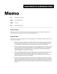 format of writing memo template format of writing memo
