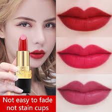 <b>LAMILEE Brand Makeup Smooth</b> Lipstick Long Lasting Lip Gloss ...