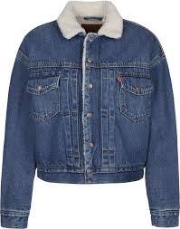 <b>Levi's</b>® <b>New Heritage Sherpa</b> - Jeans Jackets at Stylefile