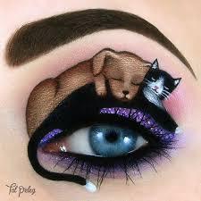 Resultado de imagen para ojos de perros y gatos