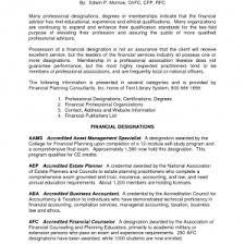 financial advisor resume samples  corezume coresume  sample resume sle financial advisor resume of business sample resume sle financial advisor resume