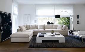 oversized coffee tables living room modern with bravura modern charcoal rug beige sectional living room