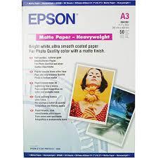 <b>EPSON</b> C13S041261 PREMIUM PRESENTATION PHOTO <b>PAPER</b> ...