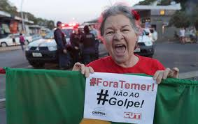 Image result for Dilma not to the coup images