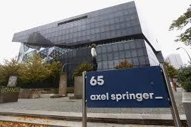 Kompanija 'Axel Springer' preuzima američki 'Politico' | Mediji News ...