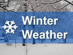 winter weather alert City of Raleigh
