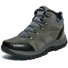 winter <b>men casual</b> outdoor waterproof <b>shoes</b> plus <b>velvet</b> warm ankle ...