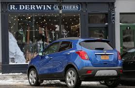 Twin City Buick 2015 Buick Encore Snow Adventure And Winter Advisory Checklist