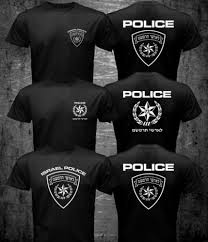 <b>OKOUFEN</b> Israel Israeli Special Forces T shirt men two sides amry ...