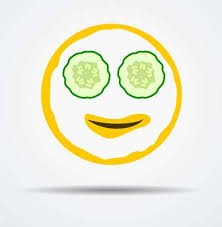 <b>Emoticon</b> With <b>Cosmetic</b> Mask In A Flat Design Royalty Free Cliparts ...