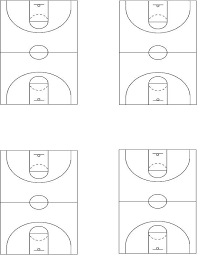 basketball diagrams do it now referee    sdiagrams   basketball courts  diagrams right click and hit  quot saveas quot  to   to your computer for customizable training position charts