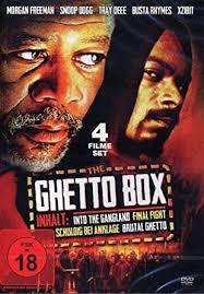 GHETTO BOX 4 FILME SET FINAL FIGHT, INTO THE ... - Amazon.com