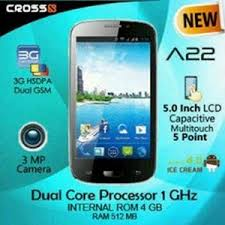 Stock Rom Cross Andromeda A22