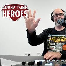 Jacarrino's Advertising Heroes - Podcast