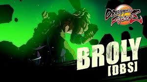 <b>DRAGON BALL</b> FighterZ - <b>Broly</b> [DBS] Character Trailer - YouTube