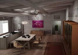 Mobili Per Arredare Sala Da Pranzo : Arredamento sala cucina da giulia de rosa in