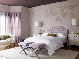 Grey Purple And Bedroom Decor Ultramodern Colors  G