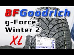 <b>BFGoodrich g-Force</b> Winter 2 /// Обзор - YouTube
