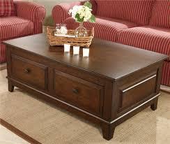 Aa Laun Coffee Table Larchmont Rectangular Coffee Table By Ashley Furniture Becks