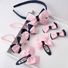 <b>M MISM 1</b> set=7pcs Hairband Hair Clip Gum for Hair Accessories ...