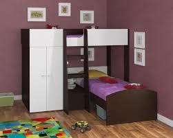 <b>двухъярусная</b> угловая <b>кровать golden kids 4</b> (со шкафом)