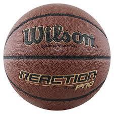 <b>Мяч баскетбольный Wilson REACTION</b> PRO 275 BSKT
