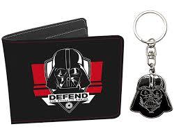 Подарочный набор Star Wars Darth Vader <b>Кошелек</b> + Брелок ...