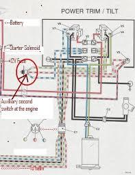 wiring diagram for tilt & trim 85 evinrude page 1 iboats Johnson 4 Stroke Trim Selonoids Wiring Diagram Johnson 4 Stroke Trim Selonoids Wiring Diagram #18