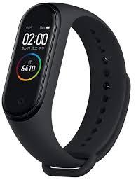 Купить Фитнес-браслет <b>Xiaomi Mi</b> Band 4 NFC Black на сайте MS ...