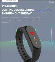 China Fitness Tracker Heart Rate, New 2020 <b>M4 Smart Bracelet</b> ...