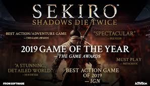 Save 35% on <b>Sekiro</b>™: <b>Shadows Die Twice</b> - GOTY Edition on Steam