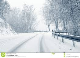Image result for snowy roads