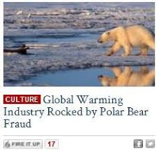 It     s official  You can stop worrying about    climate change           Polarbeargate       Jeffrey Gleason  whose      research on polar bears made them a