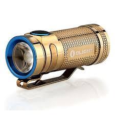 <b>Фонарь Olight S</b> Mini CU Raw Brass Медь — купить в интернет ...
