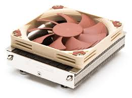 Обзор процессорного <b>кулера Noctua NH-L9a</b>-<b>AM4</b> / Overclockers.ua