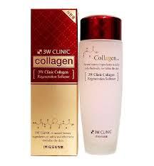 <b>Регенерирующий</b> скин-<b>тоник для лица</b> 3W Clinic Collagen ...