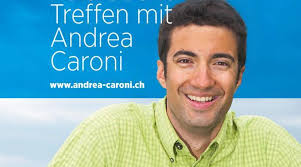 Überraschungserfolg: Andrea Claudio Caroni. - 287543-741dc95292cced506b3b52188cf68f56