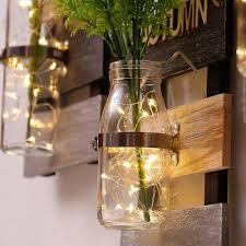 <b>Pastoral Decoration Hydroponic Plant</b> Glass Vase Living Room Wall ...