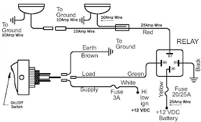circuit diagram for spot lights defender circuit diagram for spot lights defender circuit diagram wire and led