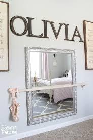 ballerina girl bedroom makeover reveal blesser house such a sweet space on bedroom girls bedroom room