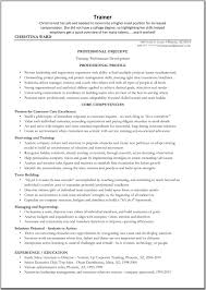 trainer resume template great resume templates click on image to enlarge