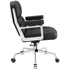 eames office chairs black style color eames executive chair reproduction the modern source bedroompretty images office chair chairs eames
