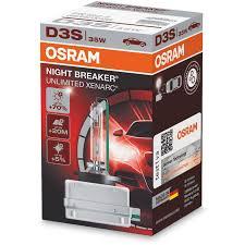 Купить Автомобильную <b>лампу Osram D3S</b> 35W Xenarc Night ...