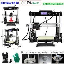 <b>CTC 3D Printer</b> 2019 Upgraded Full Quality High Precision Reprap ...