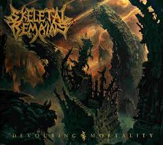 <b>Skeletal Remains</b> - <b>Devouring</b> Mortality (2018, Digipak, CD)   Discogs