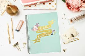 love this planner i can organize my personal life and my business all in one bussiness planner