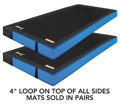 "Ninja <b>Mat</b> Package - Two 5' x <b>10</b>' x 8"" <b>Mats</b> & <b>Connector</b> Flap ..."